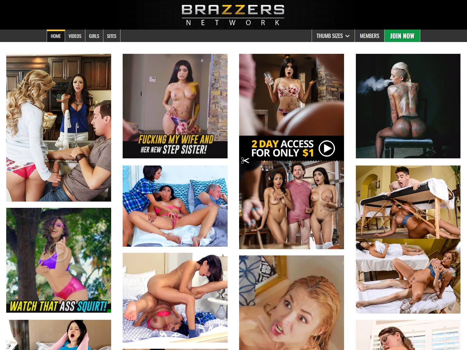 the brazzers network