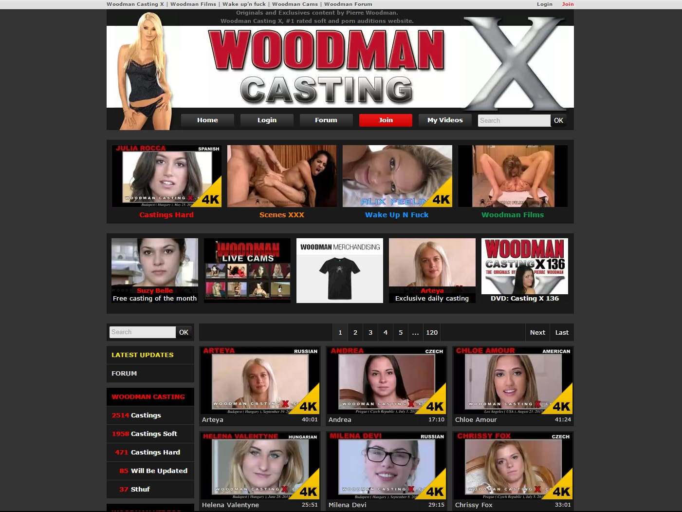 woodman casting x review | x3guide